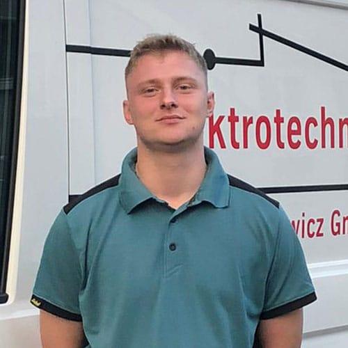 David Tappert - Elektrotechnik Pink Staniewicz