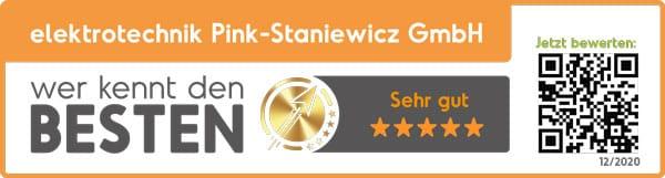 Elektrotechnik Pink Staniewicz Siegel